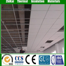 Soundproof mineral fiber ceiling, Insulated 4x8 ceiling panel price/