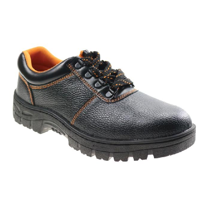 Hitam Steel Toe Industri Makanan Dielektrik Coklat Hitam Sepatu Safety
