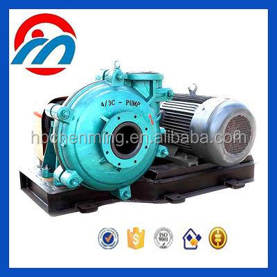 ZGB(P) high Chrome Alloy Coal Slurry pump manufacturer/bomba de agua