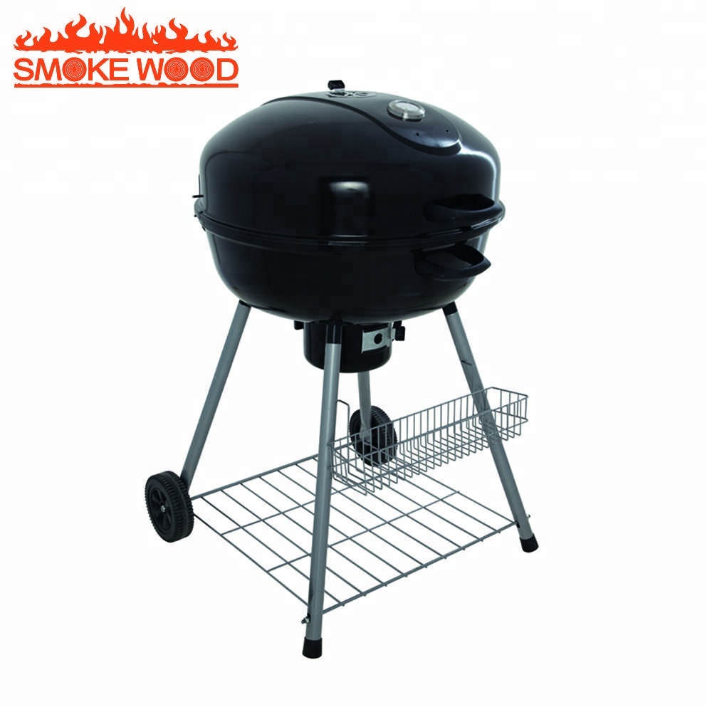 26 Pollice Barbecue Weber Portable Charcoal BBQ Grill