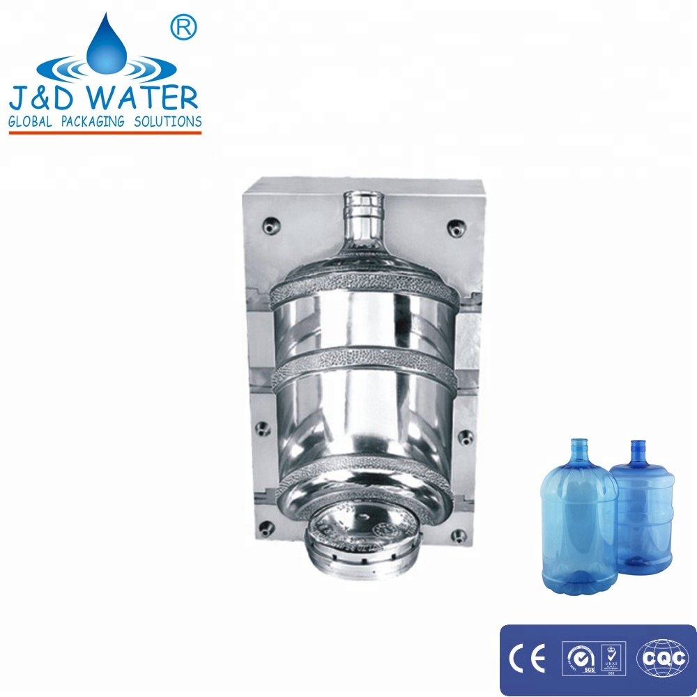 Blow molds for 5 gallon PET bottle