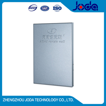 Top Seller PVDF Coated Solid Aluminum Panel for Building