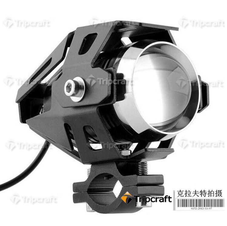 best selling 3000lm 15w led motorcycle spot light 12v