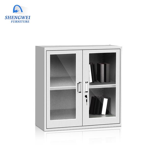 Steel Small Glass Door Cabinet Source Quality Steel Small Glass Door