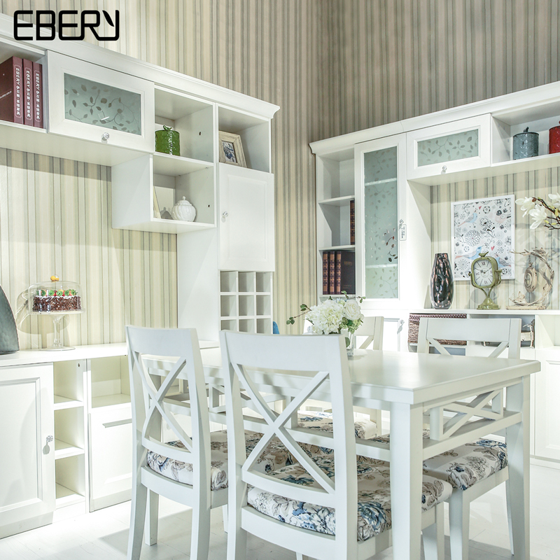 Top Quality Dinning Room Furniture Set Cabinet with Dinning Table And Chair