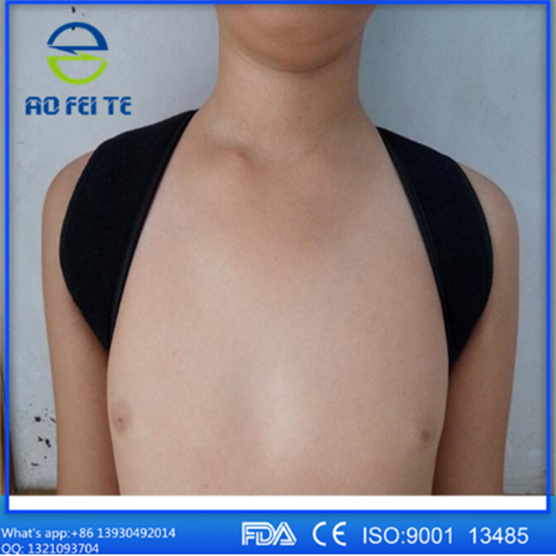 Best selling posture correction shoulder back brace belt clavicle brace for pain relief