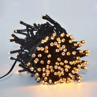 Hot sale large stock promotion micro dot led white festoon string fairy christmas light