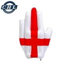Giant Eu Standard Fan Inflatable Hand Glove For Football Game
