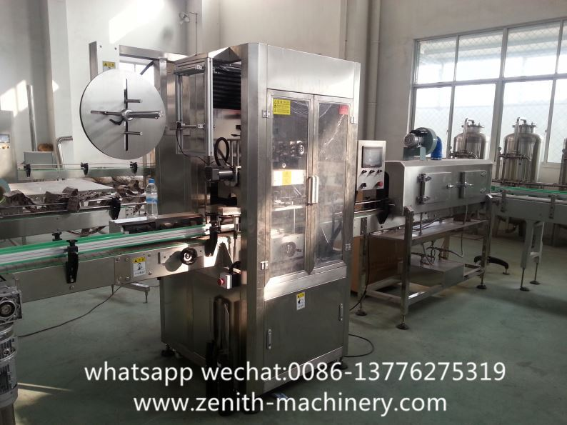 Semi Automatic Text Book Labeling Pasting Machine