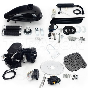 80cc 2-Stroke Bicycle Gasoline Motorized Gas Engine Motor Kit
