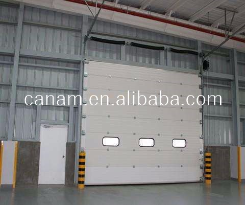 Industrial Sliding Door Roller/Industrial Doors/Steel Industrial Door/Automatic Industrial Door/Sectional Industrial D