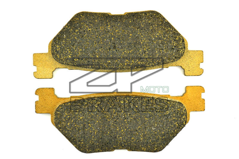Motorcycle Organic Brake Pads For YAMAHA XVS 1300 Midnight star 2007-2014 Rear OEM New High Quality Free shipping