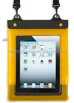 Alibaba China manufacture pvc waterproof bag for tablets high safety waterproof bag for ipad