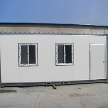 Most popular dubai used conatiner coffee shop container office prefab mobile houses