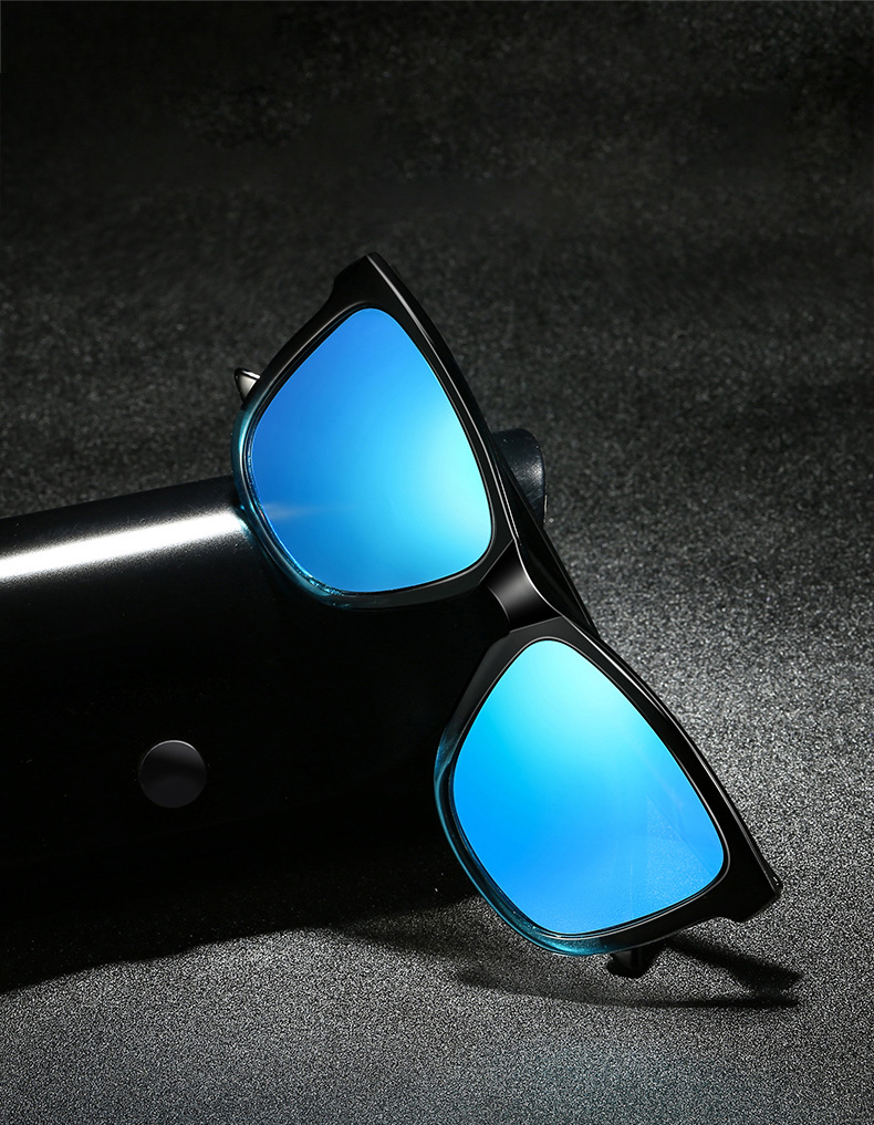 Taizhou OEM Custom Popular PC Men Photochromic Outdoor Shades Trendy UV400 Man Sports Polarized Mens Private Label Sunglasses
