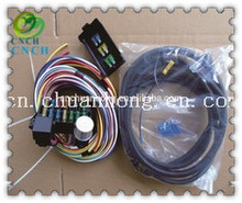 CNCH Chinese manufacturers in auto harness 8/12/14 muscle car modification / 21 circuit wiring harness