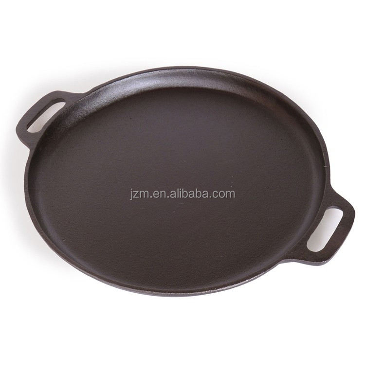 Wholesale cast iron round griddle