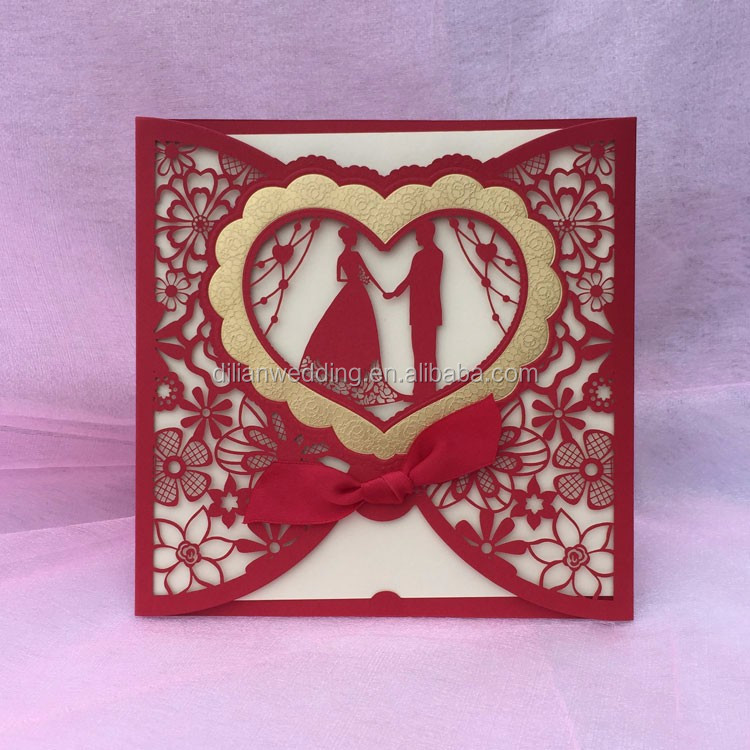 Red Color Nepali Marriage Invitation Card Buy Nepali Marriage Invitation Card Marathi Marriage Invitation Cards Wedding Invitation Card Product On
