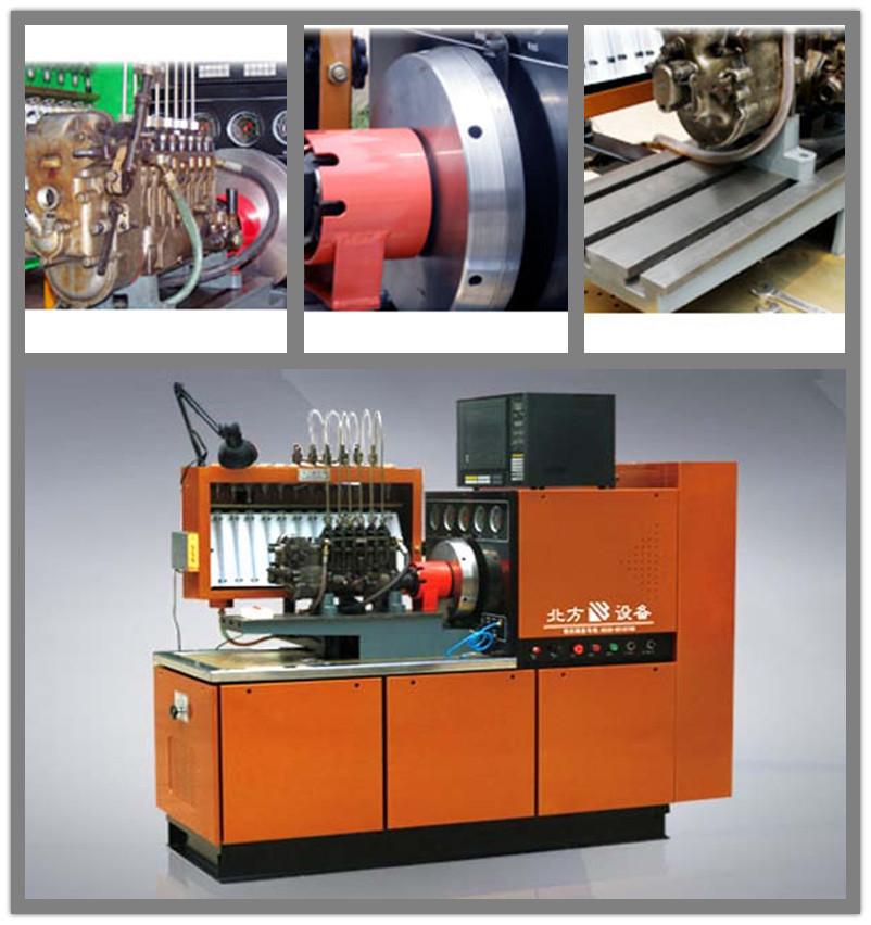 High Pressure Fuel Pump Calibration Machine Used Tester ...