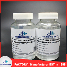 Raw material OH-terminated silicone polymer 107 rtv/free sample offer
