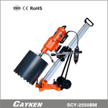 SCY-2550BM Industrial grade Concrete vertical stand diamond core drill machine