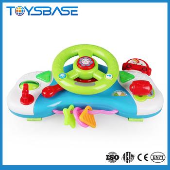 Happy Driver For Kids Toy Steering Wheel - Buy Toy Steering Wheel ...