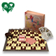 5 in 1 Chess Game Set: Chess Backgammon Checker Playing cards Poker dice