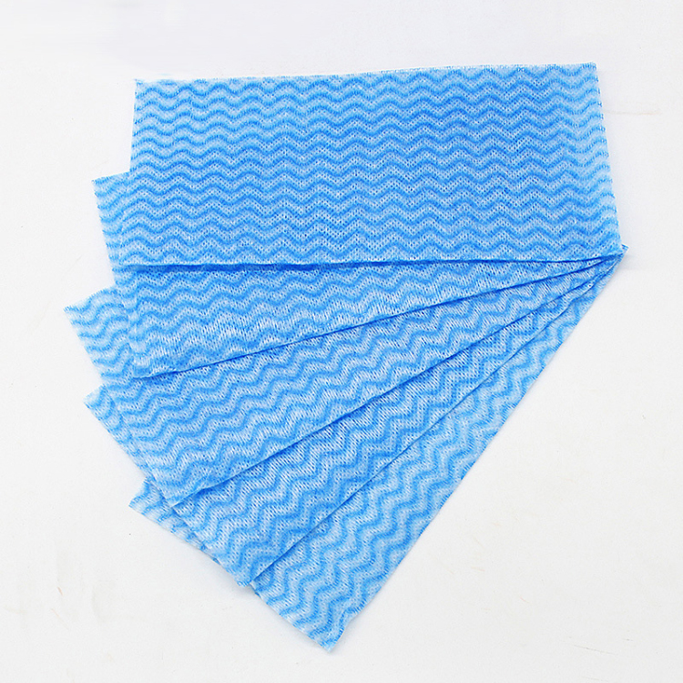 Disposable Non-woven fabric Abrasive Scouring Pad/microfiber cloth /cleaner/scouring pad