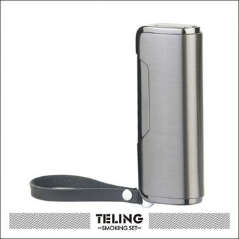 Teling Tl-507 Triple Lighter With In Electroplating Finish