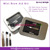 Deluxe Brow Stencils Kit With Brow Stencil Brow Tweezers Brush Brush & Lash Comb