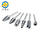 Nandong Carbide Rotary Burrs Carving Tool For Aluminium Metal(Nonferrous) Drill Cutter