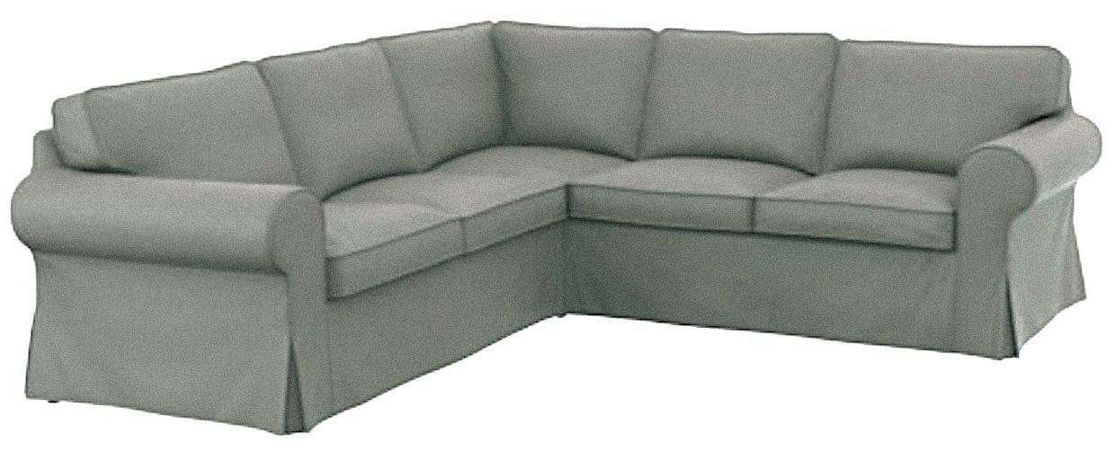 Get Quotations · The Heavy Cotton Ikea Ektorp 2 2 Sofa Cover Replacement Is  Custom Made For Ikea Ektorp