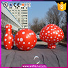 Inflatable Antinode Colorful Ball Art Exhibition Show Air Antinode Sphere