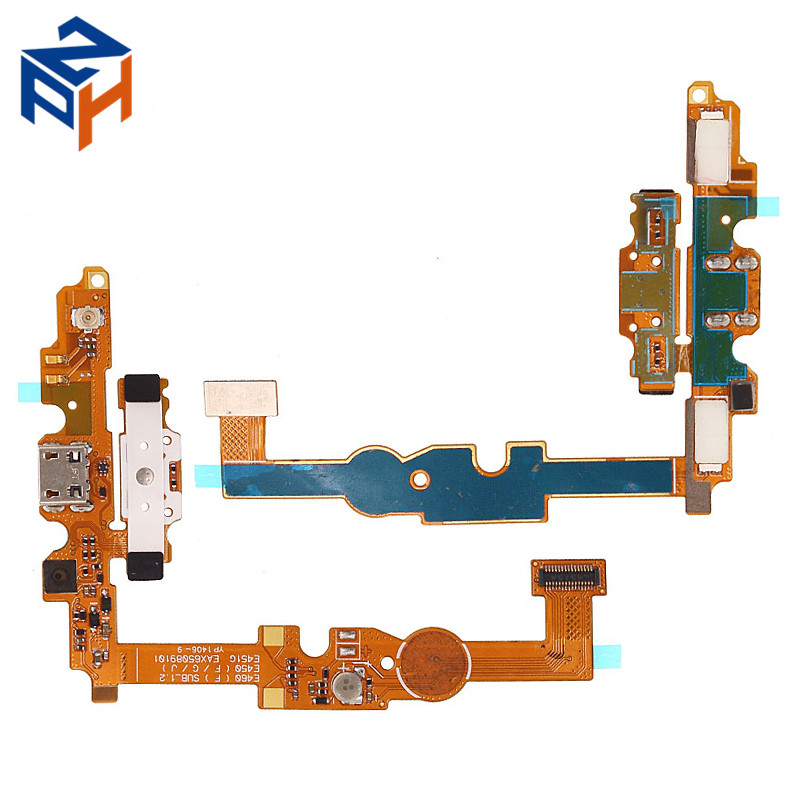 New Original For LG-L5 II E450 USB Charging Charger Port Dock Connector Flex Cable