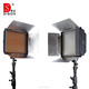 High power led light kit for still photography, film and professional video