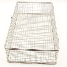 stainless steel wire basket and trays iron bbq grill aluminum expanded metal mesh grilling net