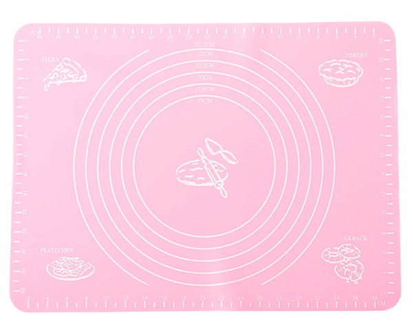 Colored Wholesale Pastry Bake Mat Non-stick Silicone Baking Mat