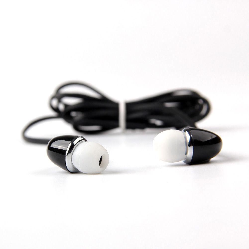 3.5 мм ясно студия в-ухо наушники гарнитура наушники наушники Auriculares вкладыши для Mp3 mp4-плееры Samsung LG iPhone 5