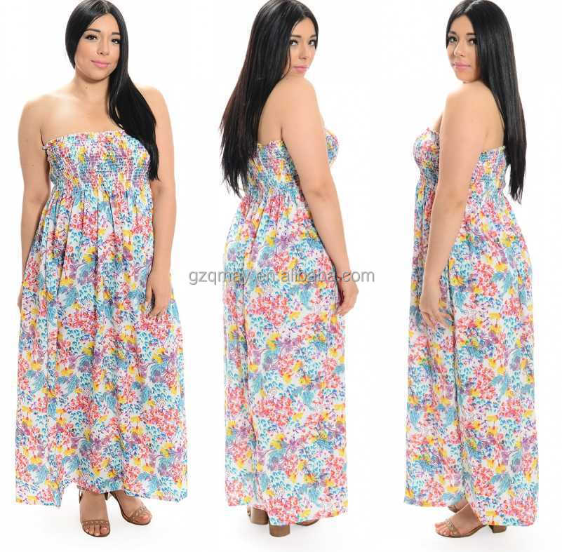 Oem Plus Size Women Dresses Sexy Tall Boutique Wholesale Clothing ...