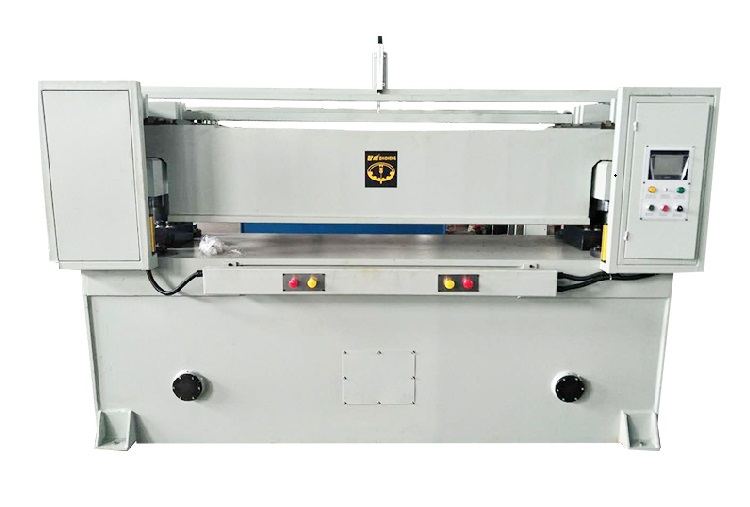 Automatic Receding head hydraulic press cutting machine