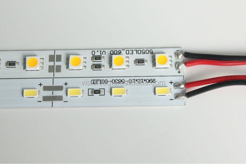high quality 12V 5630 5050 3528 SMD led rigid strip light : smd led wiring - yogabreezes.com