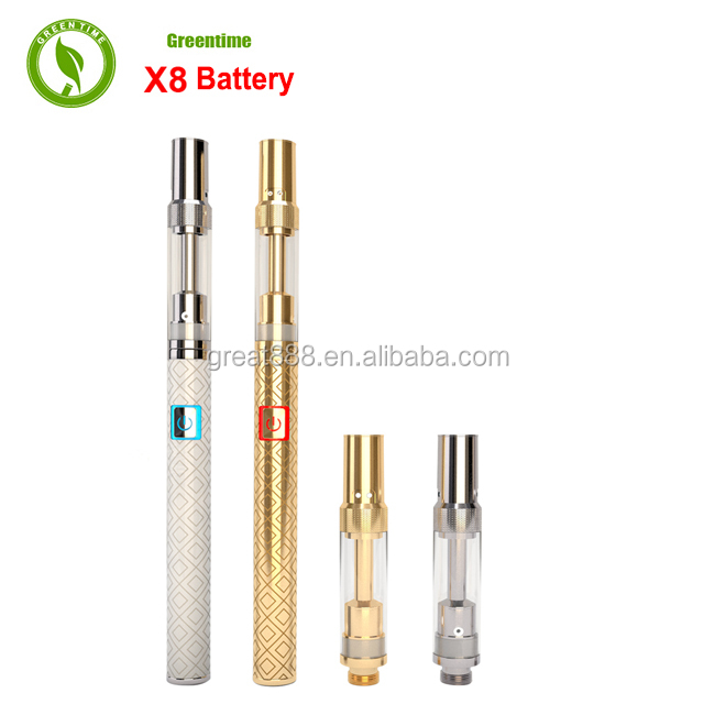 China factory price cheap stainless steel dab wax vape tool with silicone tip end