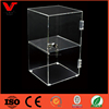 Fashion and durable custom plexiglass acrylic shoe box with store