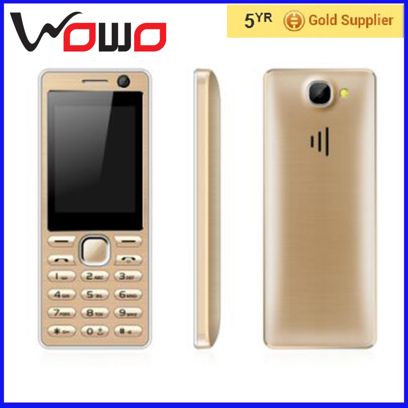 Hot selling 2.4 inch Cheap Mobile G13 Feature GSM Phone from Factory directly
