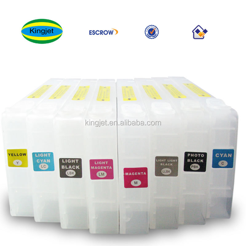350ml 7800 cartridge for epson printer 7880 with direct factory price