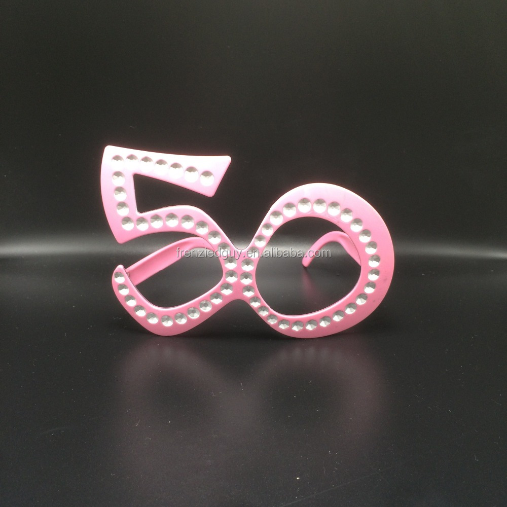 50th Birthday Sunglasses  50th birthday party glasses 50th birthday party glasses suppliers