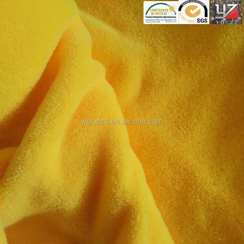 100 polyester coral fleece,garment coral fleece <strong>fabric</strong>