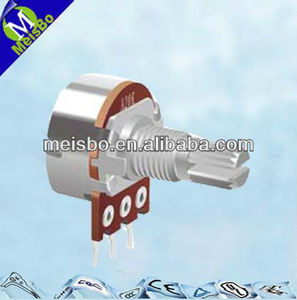 Metal glazed sakae potentiometer