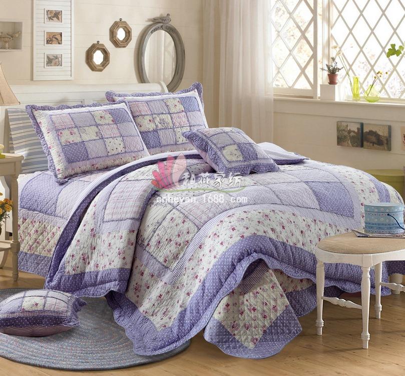indien coton courtepointes achetez des lots petit prix. Black Bedroom Furniture Sets. Home Design Ideas