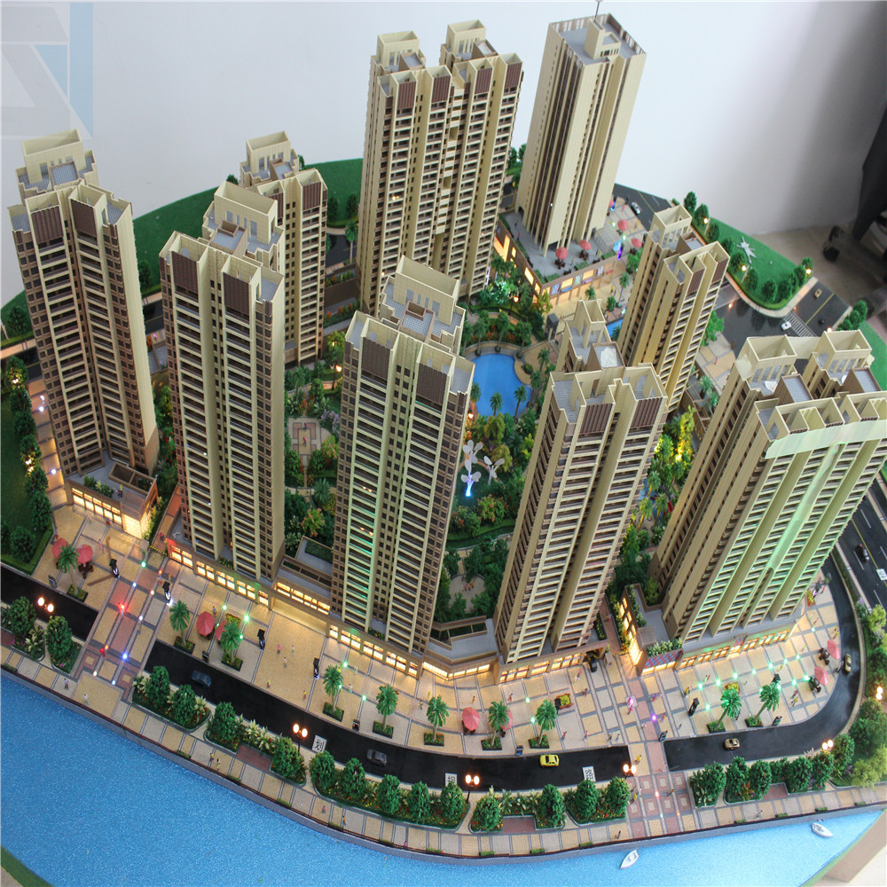 D Exhibition Model : Oem odm d house plan for residential building